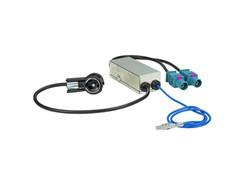 Antenneadapter Fantom Fakra (2xHAN) > ISO (Han)