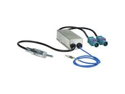 Antenneadapter Fantom Fakra (2xHAN) > DIN (Han)