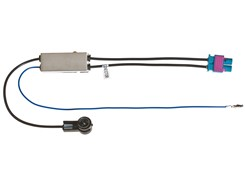 Antenneadapter Diversity ISO (Han) > 2xFakra (Han)