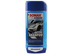 Sonax XTreme Aktiv-shampoo 2-i-1, 500ml