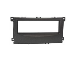 1DIN Radioramme FORD (Focus, Mondeo, S-Max), sort
