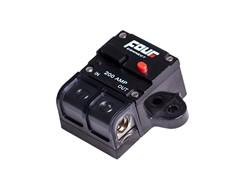 Automatsikring - 200 Ampere