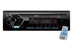 1DIN Autoradio m. Bluetooth og App-kontrol