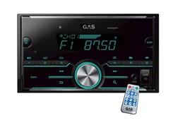 2DIN Autoradio m. Bluetooth og App-kontrol