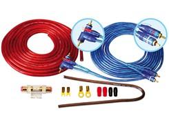 10mm² kabelsæt m. 1 stk signalkabel