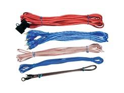 6mm² kabelsæt m. 1 stk signalkabel