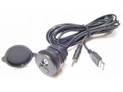 USB-adapter og forlænger Jack 4P MT.2