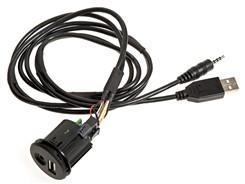 USB-adapter NISSAN PCB+Kabel