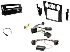 2DIN Radiokit BMW