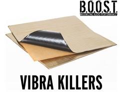 BOOST Vibra Killers - Højttalerdæmpning