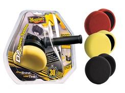 Meguiar's DA Power Kit m. 7 pads