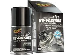 Meguiar's Whole Car Air Re-freshner - Black Chrome, 57 gram