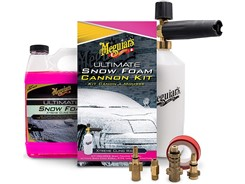 Meguiar's Ultimate Snow Foam Cannon Kit, 946 ml