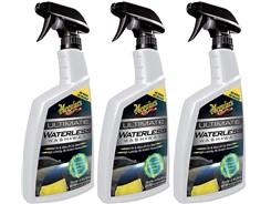 Meguiar's Ultimate Waterless Wash & Wax 3PAK, 3x768 ml