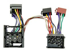 T-Kabel PP-AC12 til BMW/Rover 17pin