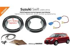 Højttalerkit Suzuki Swift (2005>), FRONT