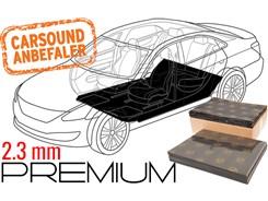 Støjdæmpepakke Premium - BUND