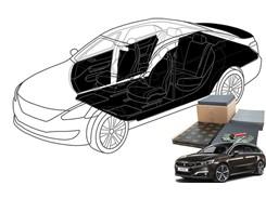 Støjdæmpepakke Premium - STOR BIL