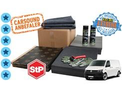 Støjdæmpepakke Premium - VAREBIL (Kabine)