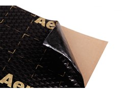 StP Aero Butyl Vibrations- og støjdæmpning, 1 ark