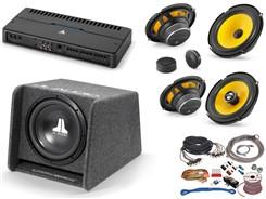 JL Audio C1 System